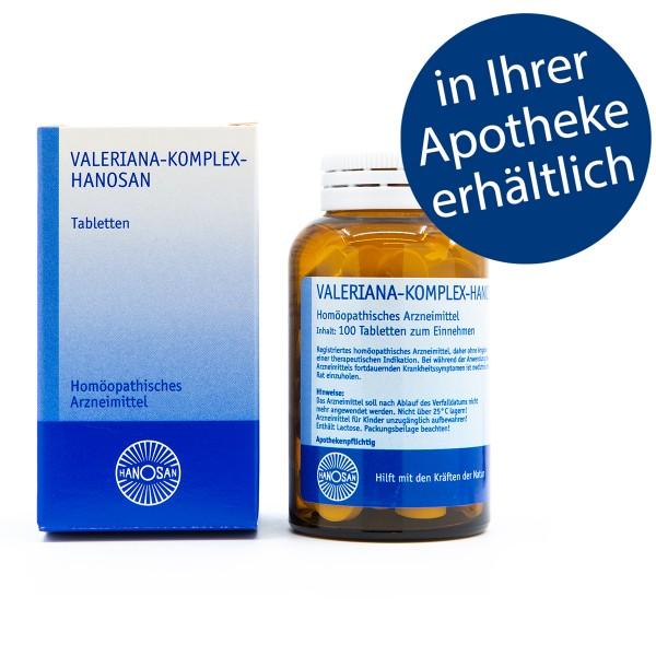 Valeriana-Komplex-Hanosan