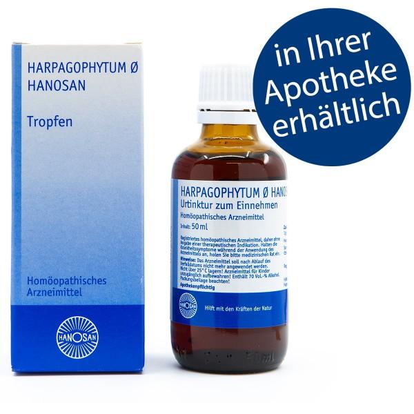 Harpagophytum Ø Hanosan - Tropfen
