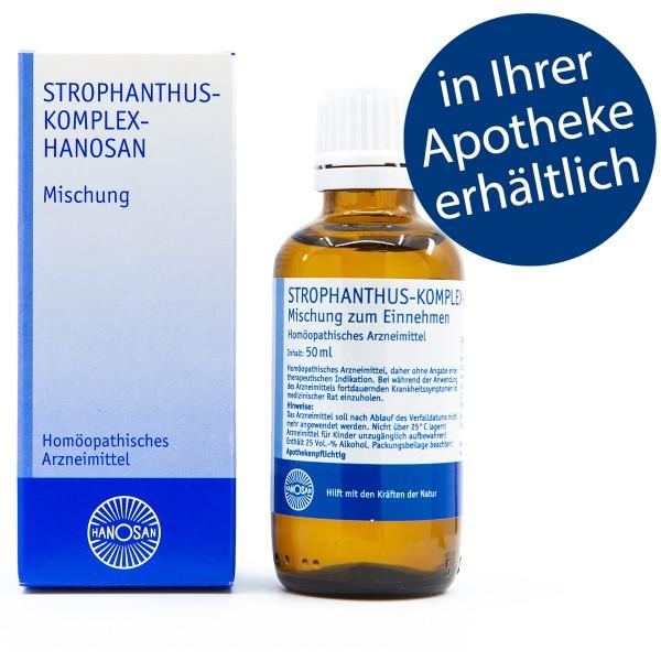 Strophanthus-Komplex-Hanosan