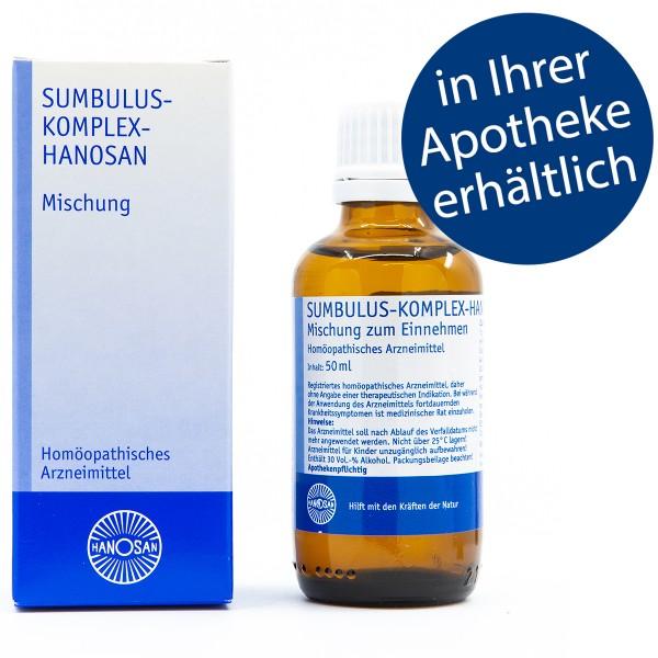 Sumbulus-Komplex-Hanosan - Tropfen