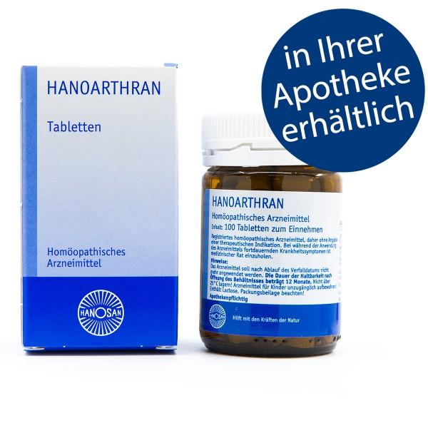 HanoArthran - Tabletten