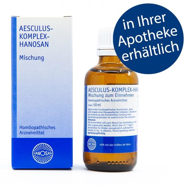 Aesculus-Komplex-Hanosan - Tropfen