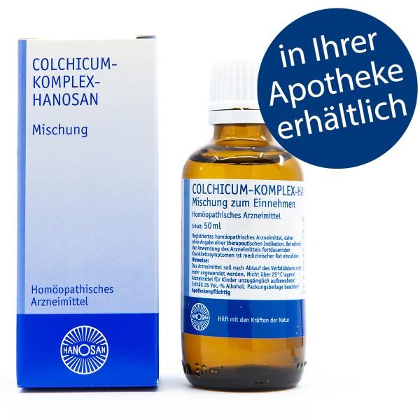 Colchicum-Komplex-Hanosan - Tropfen