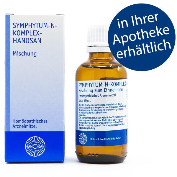 Symphytum-N-Komplex-Hanosan - Tropfen