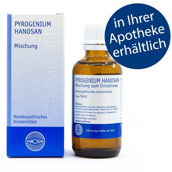 Pyrogenium Hanosan - Tropfen