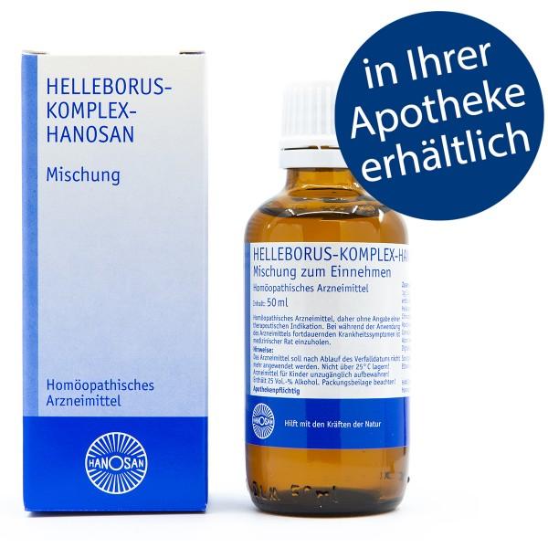 Helleborus-Komplex-Hanosan - Tropfen