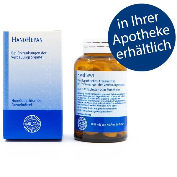 HanoHepan - Tabletten
