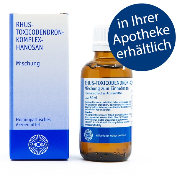 Rhus-toxicodendron-Komplex-Hanosan
