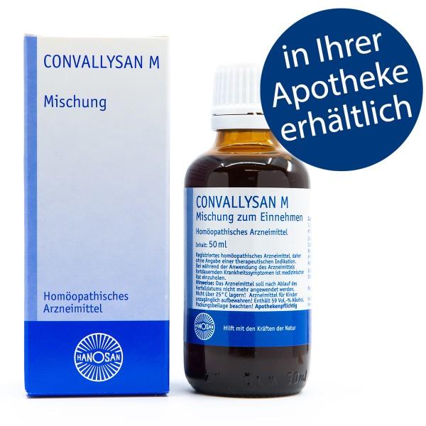 Convallysan M - Tropfen