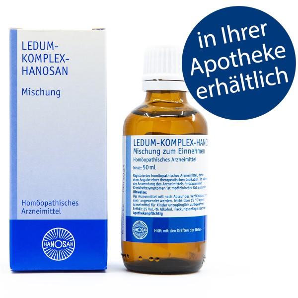 Ledum-Komplex-Hanosan - Tropfen