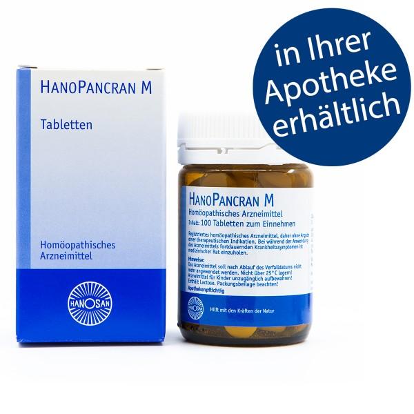 HanoPancran M - Tabletten