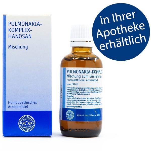 Pulmonaria-Komplex-Hanosan - Tropfen