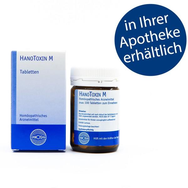 HanoToxin M - Tabletten
