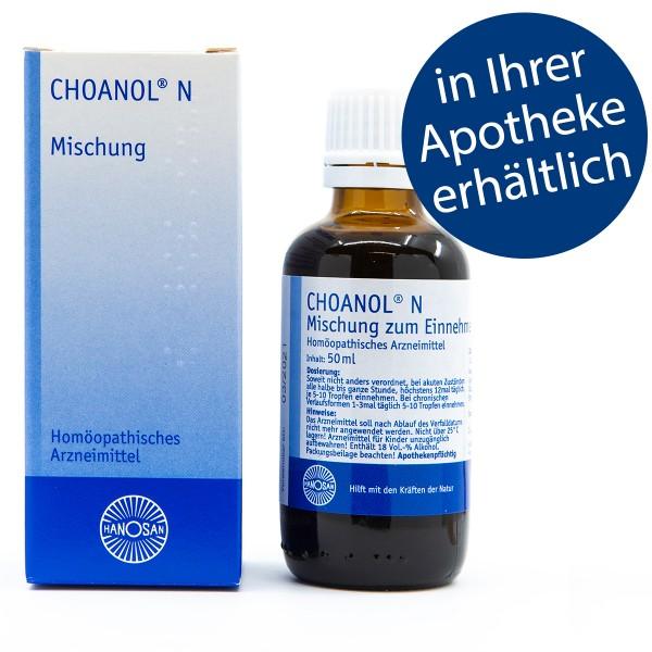 Choanol® N - Tropfen