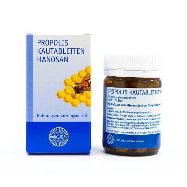 Propolis Kautabletten Hanosan