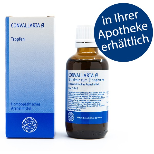 Convallaria Ø - Tropfen